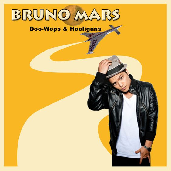 Image Detail For Bruno Mars Fan Made Cd Cover By
