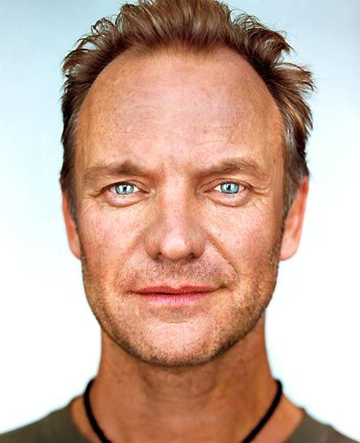 Sting by Martin Schoeller