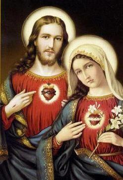 Os sagrados corações