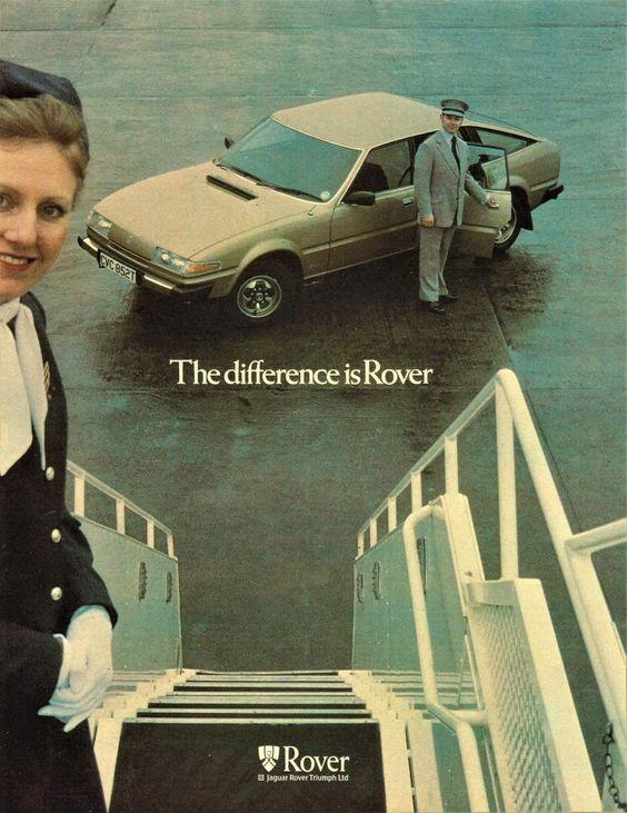 1979 Rover SD1 3500 V8