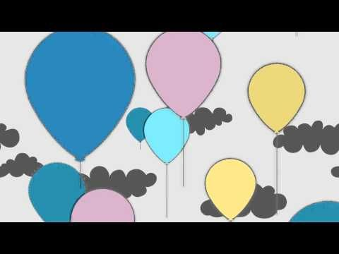 Video Background Full Hd Balloon Route Youtube In 2020 Video Background Background Balloons