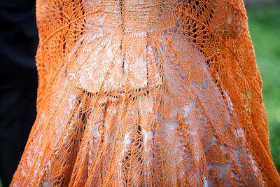 Amanda Robertson's Spanish Peacock