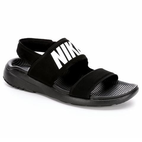 chaussure nike tanjun noir femme