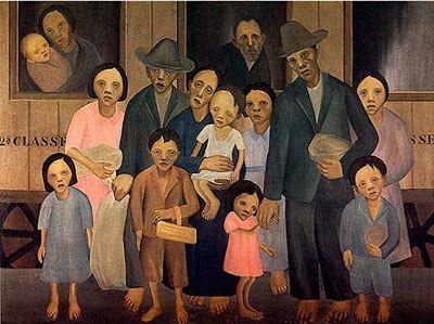 Visione Artistica: Brazilian modernity through the work of Tarsila do Amaral