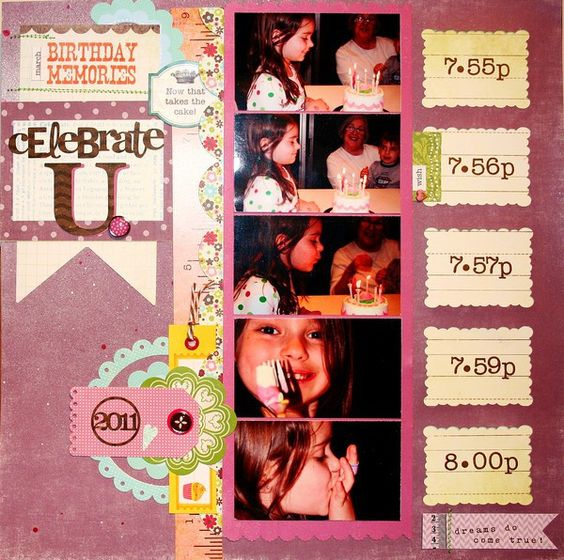 A Project by jennimoc from our Scrapbooking Gallery originally submitted 11/17/11 at 09:49 PM