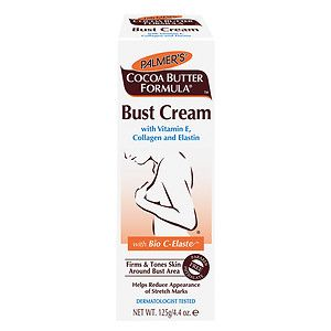Buy Palmer's Cocoa Butter Formula Bust Cream with Vitamin E, Collagen and Elastin with free shipping on orders over $35, low prices & product reviews | drugstore.com