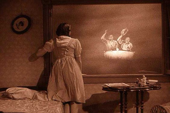 The Wizard of Oz (1939) In the cyclone: