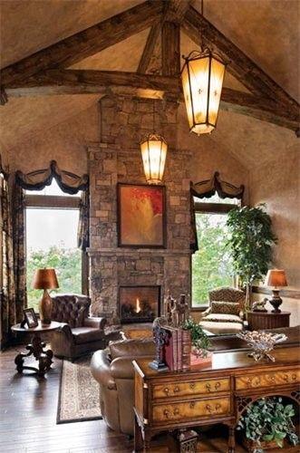 beautiful room, beautiful lighting
