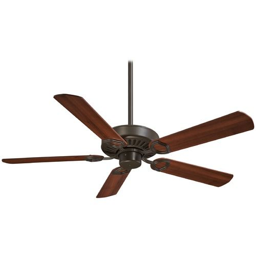 54 Inch Minka Aire Oil Rubbed Bronze Ceiling Fan Without Light Ceiling Fan Ceiling Fans Without Lights Bronze Ceiling Fan
