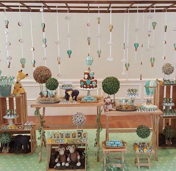 Festa Balão Safari