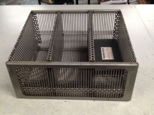 Stainless-Steel-Wood-Stove-Fireplace-Wood-Pellet-Basket-14-Lx-11-1-2-W-x6-1-2H