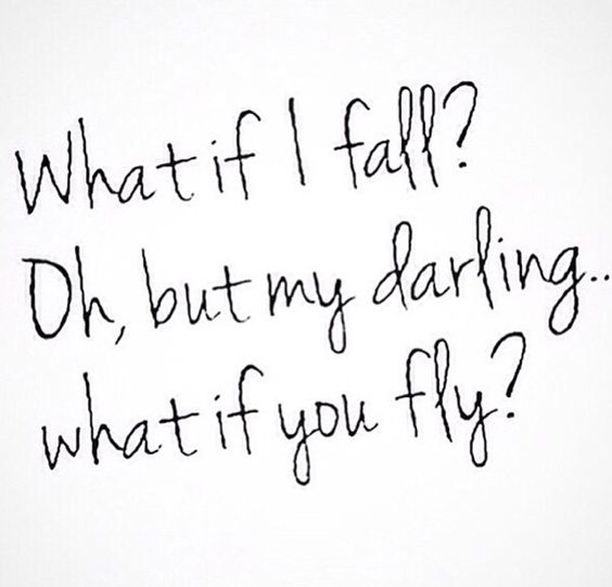 But what if you fly?