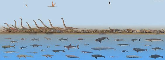 Megafauna (Sample Image) by SameerPrehistorica