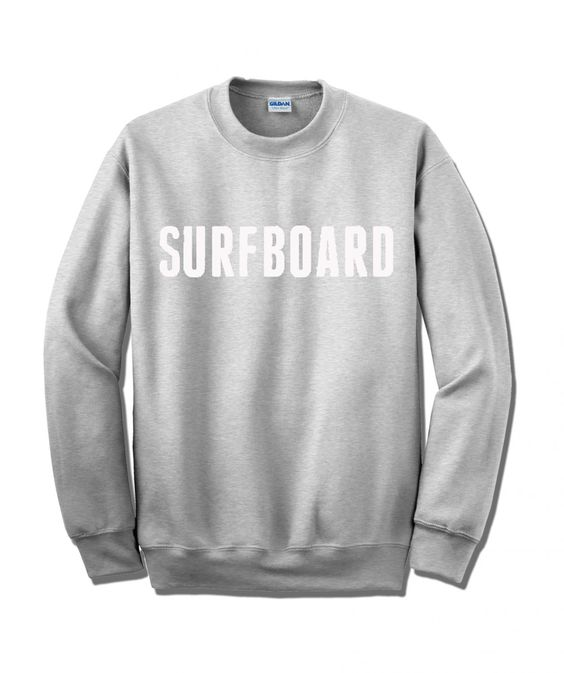 Suftboard Sweater Sweatshirt Unisex Adults