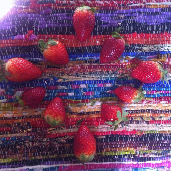 strawberry mandala