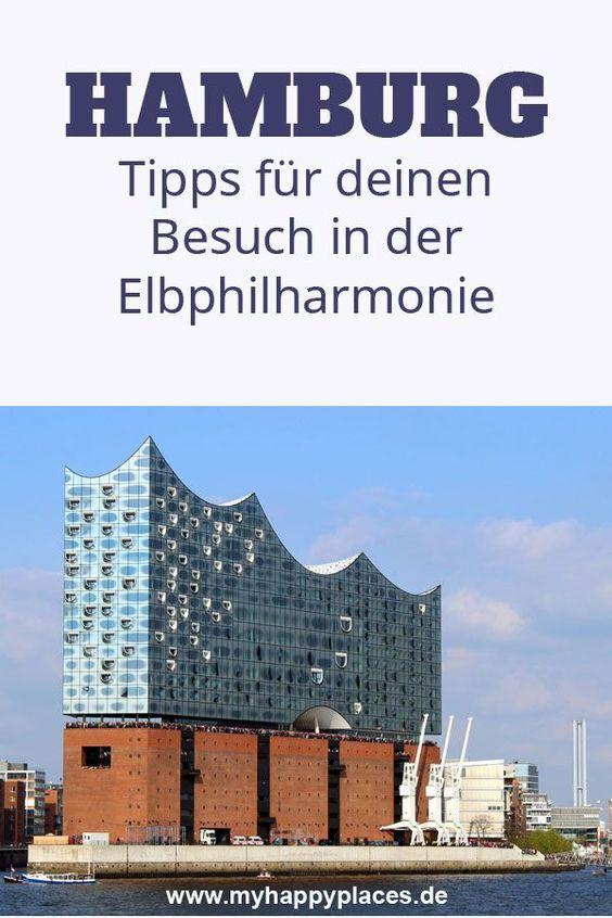 Hamburgs Neue Perle Ein Besuch In Der Elbphilharmonie My Happy Places Kurzurlaub Deutschland Reisen Kurztrip