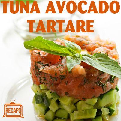 spicy tuna tartare recipe spicy tuna tartare dish spicy tuna tartare ...