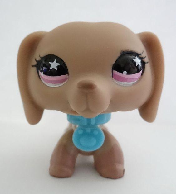 lps brown dog littlest - photo #29