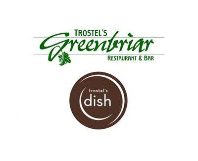 Trostel's Greenbriar and Trostel's Dish both have big upcoming events. #restaurants #cocktails #dinner #wine