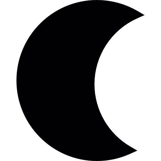 Descubre Miles De Iconos Gratis Y Libres De Derechos Fases De La Luna Luna Creciente Luna