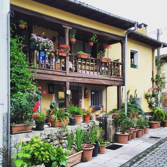 Benia de Onís en Asturias