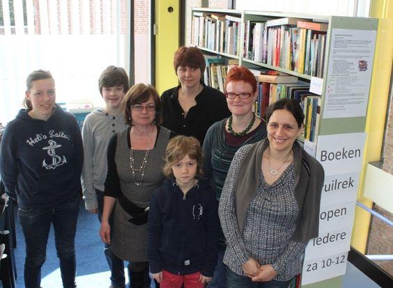 Boekenruilrek Lokeren