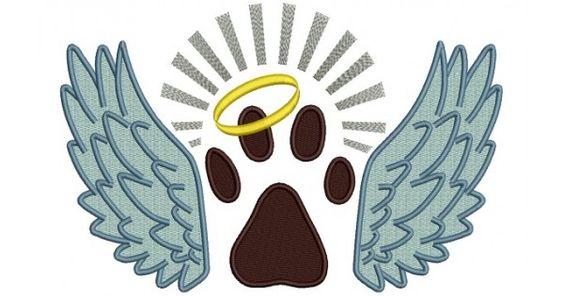 Image result for dog angel clipart
