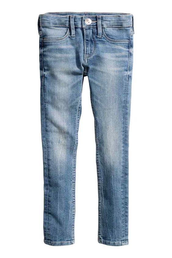 Dżinsy Skinny Fit | H&M