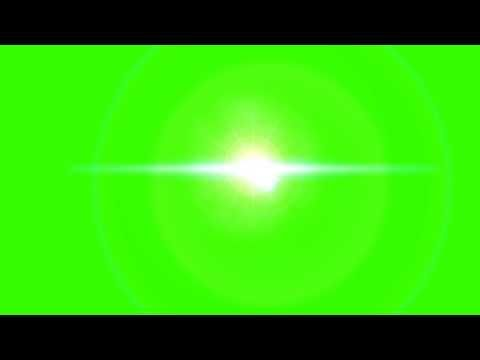 Lens Flare Green Screen 2 Animation Free Footage Hd Youtube Greenscreen Lens Flare Black Brick Wall