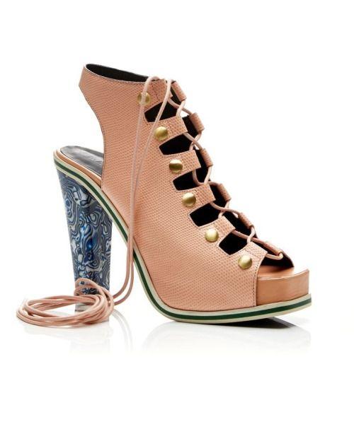 SS15 Shoe Dettaglio.  Pre-ordine su Moda Operandi!