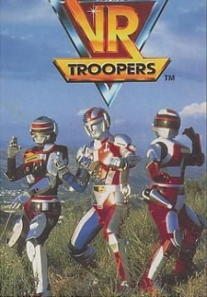 Virtual (VR) Troopers. This was Whitney's early morning show.