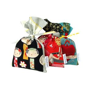 Lavender Sachet Set Of 3 Featured on Fab