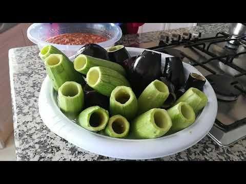 لن تصدقي بل ستنبهري من الطريقة الغريبة لطهي المحاشي Youtube Cooking Food Fruit Salad