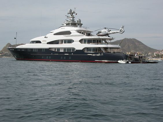 29 fancy yachts and jets owned by celebrities | Worldation