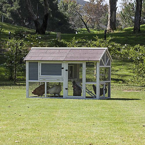 Farm House Chicken Coop Tractor Supply Co Pet Chickens Chicken Coop Pictures Of Chicken Coops