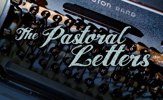 """Our current 2012 summer series is titled, """"The Pastoral Letters"""" focusing on 1 & 2 Timothy and Titus.  What powerful letters in regards to leadership!  Come take a listen or listen on http://www.impactrock.com."""