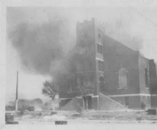 tulsa race riot of 1921 essay Dick rowland arrested riot begins greenwood emptied out deputies arresting residents (blacks) in greenwood neighborhood riot ends kkk in tulsa gov jc.