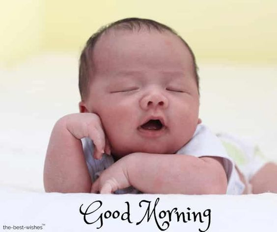 100 Cute Good Morning Baby Images And Pictures For Whatsapp Mexican Baby Names Mexican Babies Baby Whisperer