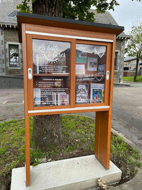 Ptite bibliothèque Libramont-Chevigny - Recogne