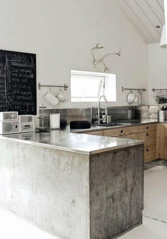 Die besten 25+ Küchendesign mit kochinsel Ideen auf Pinterest - u kchen mit insel