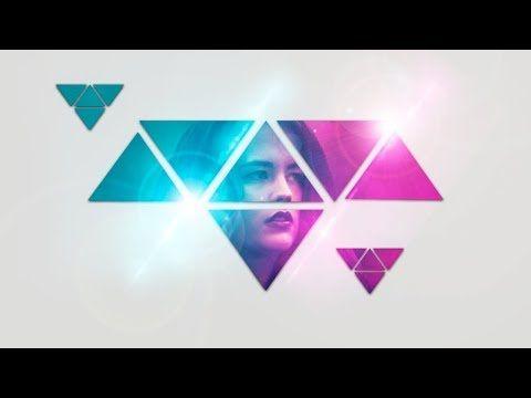 Glow Triangle Logo Design Photoshop Effect Tutorial Cc Youtube Photoshop Design Logo Design Triangle Logo