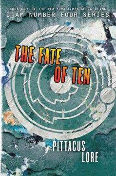 A penultimate installment in the best-selling series finds the Garde struggling to understand and execute the Loric Elders plan to save the world from genocidal alien forces