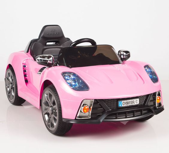 12V Ride On Car Kids W/ MP3 Electric Battery Power Remote Control RC Pink https://t.co/0j4fG5dZN2 https://t.co/oBzVBP84mx