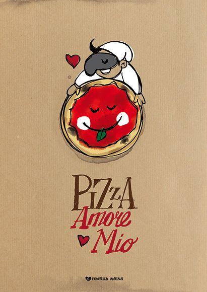 Pizza Amore Mio - ©Federico Mariani: