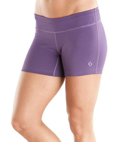 Take a look at this Twilight 4'' Compression Shorts by Moving Comfort on #zulily today!