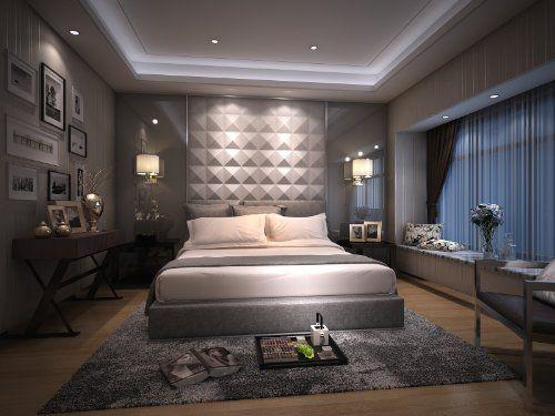 Contempo Living 3d Diamond Diamond 3d Wall Panel 27 Square Feet Luxury Bedroom Master Luxurious Bedrooms Luxury Bedroom Design