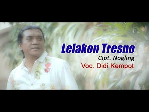 Didi Kempot Official Channel Youtube Didi Youtube