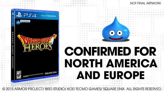 Dragon Quest Heroes Coming to PS4 in 2015 - http://videogamedemons.com/news/dragon-quest-heroes-coming-to-ps4-in-2015/