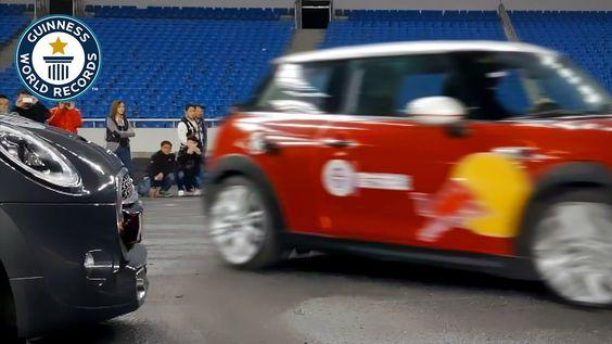 Han Yue knackt Einpark-Weltrekord
