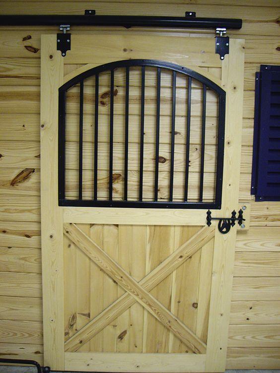 Custom Built Wooden Barn Doors Quality Amish Built Interior Doors Barn Arched Pocket
